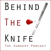 Behind the Knife